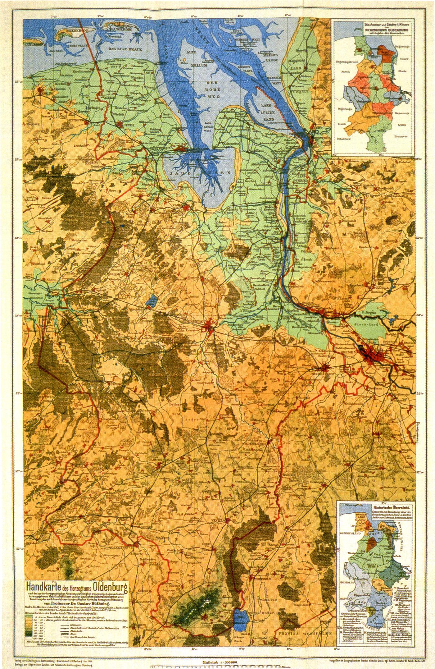 Karten 20 Jh